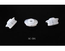 sc-591  硅胶扁烟嘴