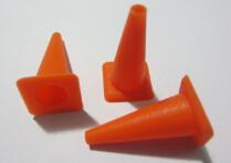 sc-346   硅胶拦路标玩具