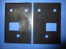 sc-007B  硅胶垫